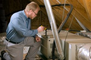 furnace repaired